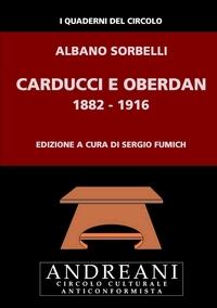 Книга под заказ: «Carducci e Oberdan. 1882-1916»