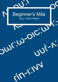 Книга под заказ: «Beginner's Mila»