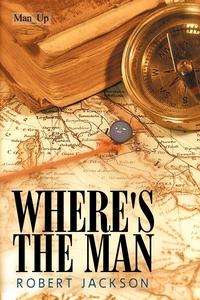 Where's the Man, Robert Jackson обложка-превью