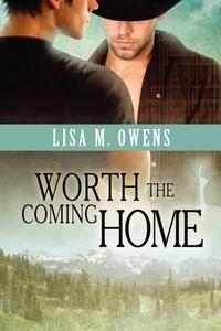 Книга под заказ: «Worth the Coming Home»