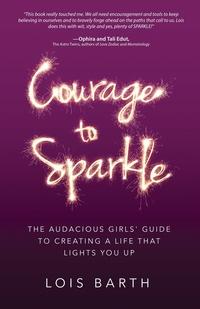 Книга под заказ: «Courage To Sparkle»