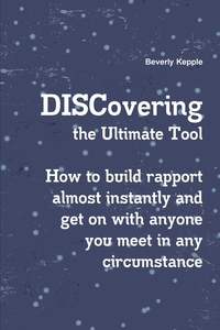 Книга под заказ: «DISCovering the Ultimate Tool»