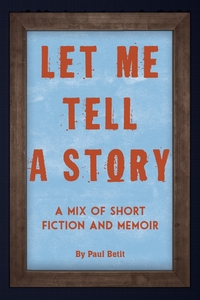 Книга под заказ: «Let Me Tell A Story»