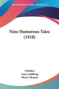 Nine Humorous Tales (1918), Anton Pavlovich Chekhov обложка-превью