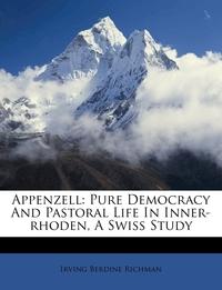 Книга под заказ: «Appenzell»