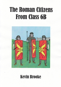 Книга под заказ: «The Roman Citizens from Class 6b»