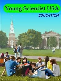 Книга под заказ: «Young Scientist USA. Education»