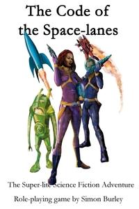 Книга под заказ: «The Code of the Spacelanes»