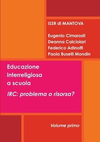 Книга под заказ: «Educazione interreligiosa a scuola. IRC»