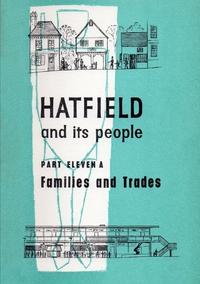 Книга под заказ: «Hatfield and Its People»