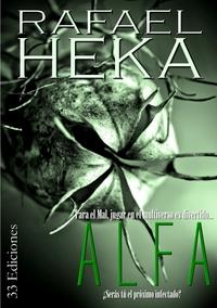 Книга под заказ: «ALFA»