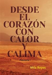 Книга под заказ: «Desde el corazón con calor y calima»