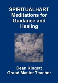 Книга под заказ: «Spiritual Hart Healing Meditations»
