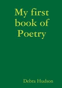 Книга под заказ: «My first book of Poetry»