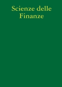 Книга под заказ: «Scienze delle Finanze»