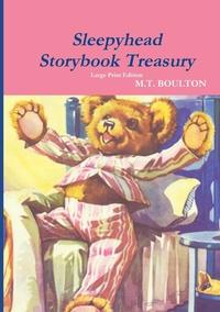 Книга под заказ: «Sleepyhead Storybook Treasury Large Print Edition»
