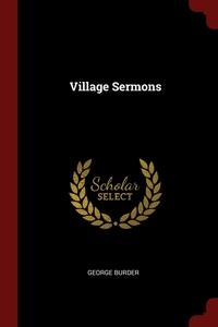 Village Sermons, George Burder обложка-превью