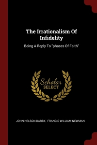 Книга под заказ: «The Irrationalism Of Infidelity»