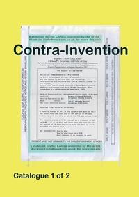 Книга под заказ: «Contra-invention»
