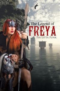 Книга под заказ: «The Legend of Freya»
