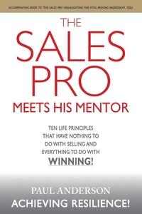 Книга под заказ: «The Sales Pro Meets His Mentor»