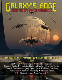 Книга под заказ: «Galaxy's Edge Magazine»