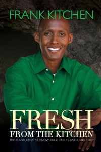 Книга под заказ: «Fresh From The Kitchen»