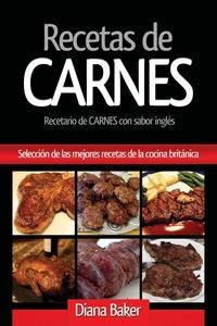 Книга под заказ: «Recetas de Carnes»