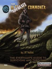 Книга под заказ: «Adequate Commoner for Pathfinder»