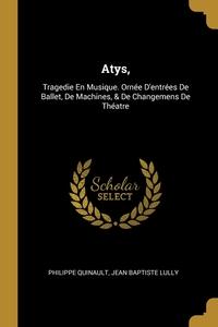 Книга под заказ: «Atys,»