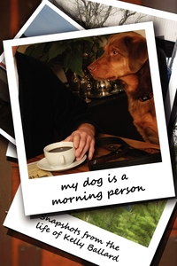 Книга под заказ: «My Dog Is a Morning Person»