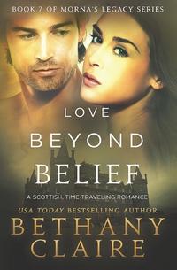 Книга под заказ: «Love Beyond Belief»