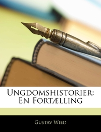 Книга под заказ: «Ungdomshistorier»