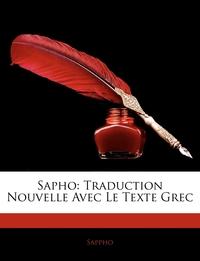 Книга под заказ: «Sapho»