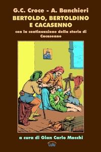 Книга под заказ: «Bertoldo, Bertoldino E Cacasenno»