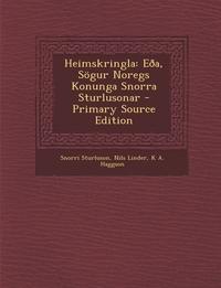 Книга под заказ: «Heimskringla»