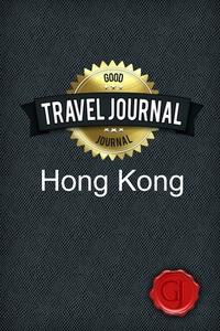 Книга под заказ: «Travel Journal Hong Kong»