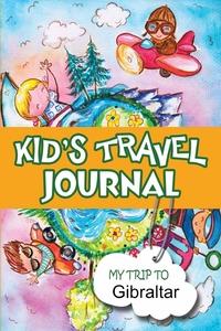 Книга под заказ: «Kids Travel Journal»