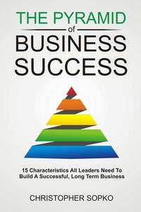 Книга под заказ: «The Pyramid of Business Success»