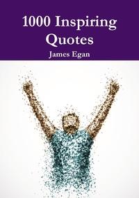 Книга под заказ: «1000 Inspiring Quotes»
