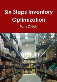 Книга под заказ: «Six Steps Inventory Optimization»