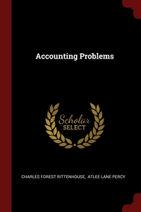 Accounting Problems, Charles Forest Rittenhouse, Atlee Lane Percy обложка-превью