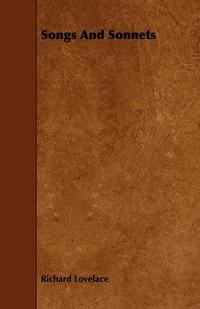 Songs And Sonnets, Richard Lovelace обложка-превью