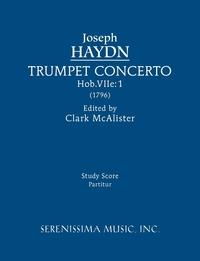 Книга под заказ: «Trumpet Concerto, Hob.VIIe.1»