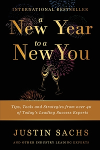 Книга под заказ: «A New Year to A New You»