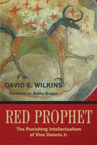 Red Prophet, David Wilkins обложка-превью