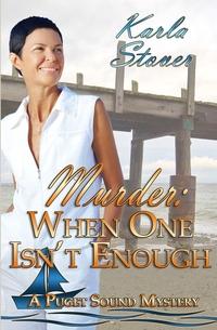 Книга под заказ: «Murder, When One Isn't Enough»