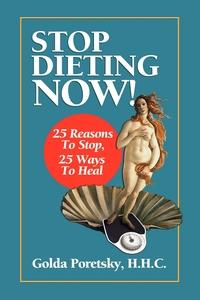 Книга под заказ: «Stop Dieting Now»