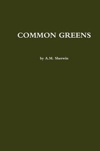 Книга под заказ: «COMMON GREENS»