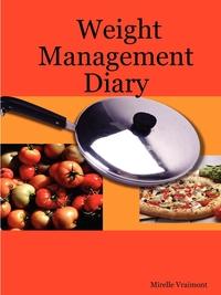 Книга под заказ: «Weight Management Diary»